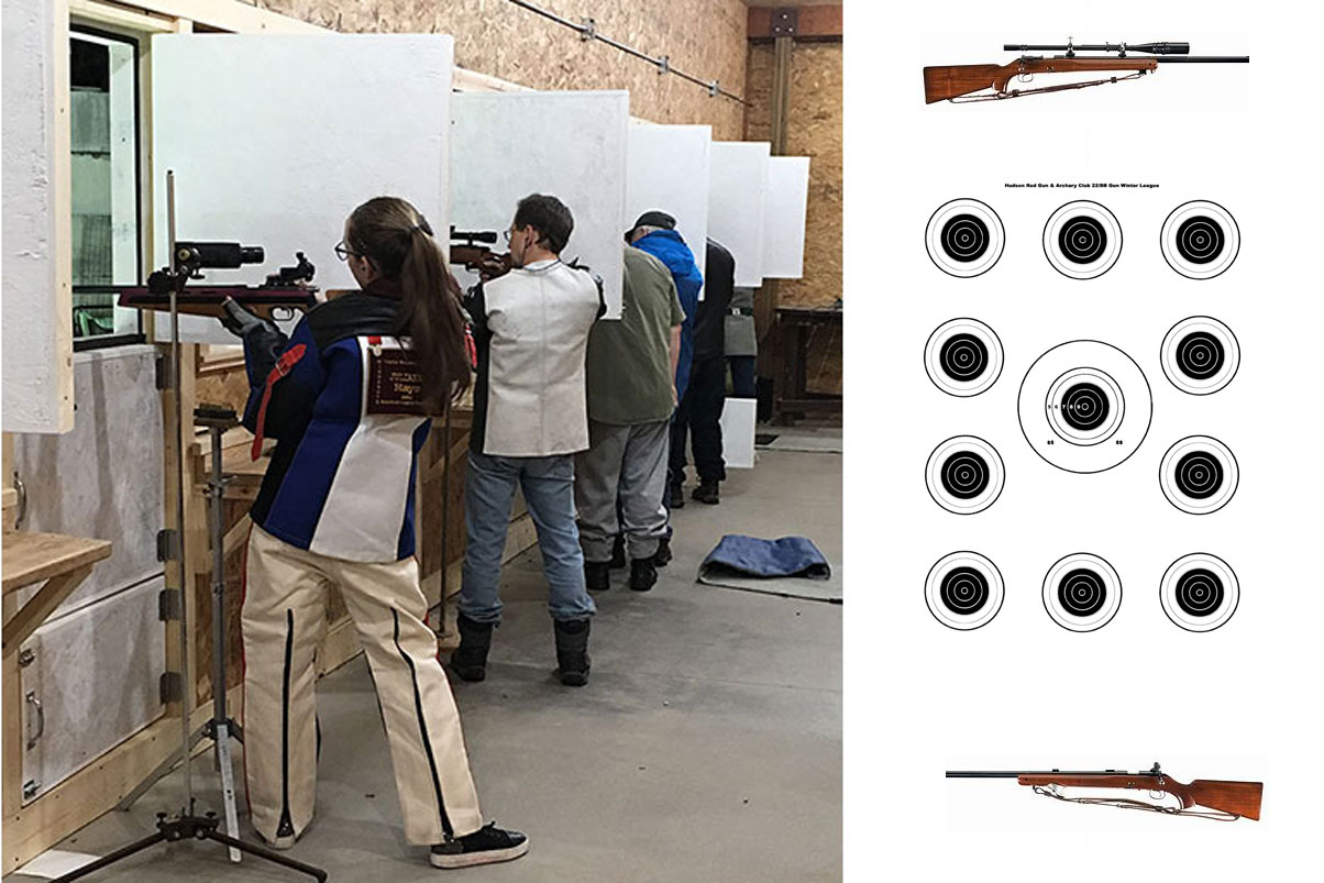 22 Rifle League