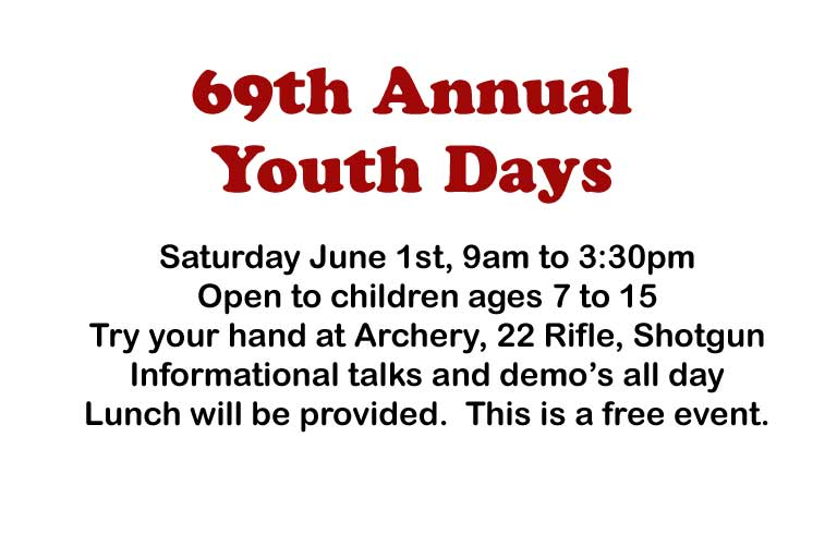 2019 Youth Days